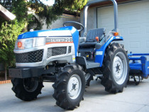 Tractor japonez Iseki Sial Hunter - 20s ,Model Nou