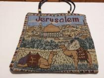 Geanta reprezentativa Jerusalem