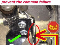 Kit reparatie pedala ambreiaj VW T4