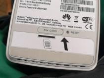 Router Modem Wifi 4G 4G+ 5G Huawei B618 600Mb/s Decodat