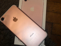 Iphone 7 Rose-Gold +Husa Charger