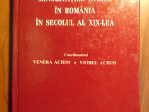 Minoritatile etnice in Romania in sec al XIX-lea - V. Achim