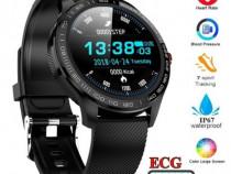 Ceas smartwatch Slimy L9 funcții ECG+PPG