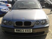 Dezmembrez BMW 318 E46 2001-2005, 1.8 vvti