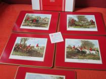 Arta -un cadou inedit-fox hunting england '70s by pimpernel