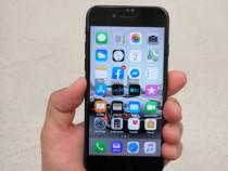 Iphone 7 jet black 32 gb full box neverlock - pret fix -