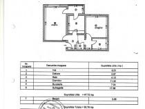 Apartament 2 camere , fara renovari cartier C5 etajul 3