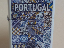 Bricheta tip ZIPPO - Portugal, stare excelenta