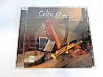 Celtic Airs From Ireland-Traditionala Instrumentala Irlandez