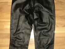 Pantaloni clasici piele naturala,calitatea binecunoscuta JCC