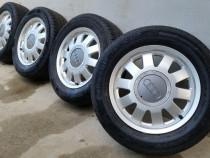 Jante/Genti/Roti Audi 5x112 A3 A4 205/60/15 vara