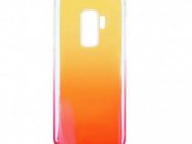 Husa Telefon Plastic Samsung Galaxy S9+ g965 Gradient Pink