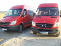 Transport persoane/inchirieri microbuze