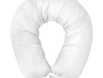 Pernă de sarcină 40 x 170 cm, alb 131583