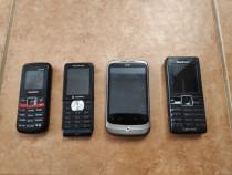 4 telefoane HTC Sony etc.