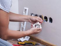 Reparații instalații electrice. electrician Autorizat !