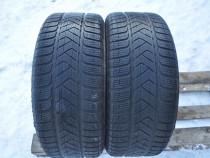 Set 2 anvelope iarna 215/45 r16 pirelli sottozero 3 86h