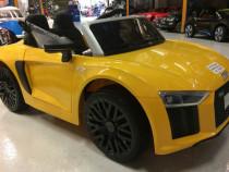 Audi r8 spyder 2x35w 12v premium #galben