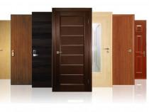 Usi de interior lemn masiv
