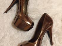 Pantofi dama piele , 36