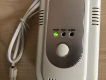 Senzor Detector Gaz Metan sau GPL Fum si Monoxid de Carbon c