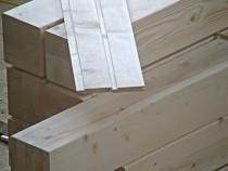 Lambriu din lemn de molid