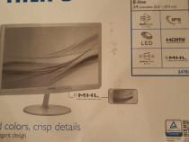 Monitor Led Philips IPS 23,6 inch IPS 60 HZ