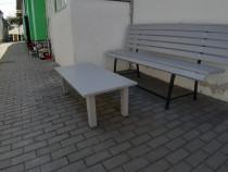 Masa curte, terasa, vopsita pentru exterior