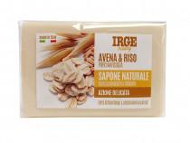 Sapun solid natural pe baza de secara si orez Irge 125 gr