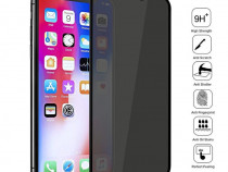 Iphone 11/PRO/MAX - Folie Sticla Curbata 6D Privacy