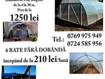 Kit Solar Profi-Otel Zincat KZ 8 ( 8 m lungime x 4 m latime)