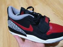Adidasi Nike Air Jordan Legacy 312 Low bred 100% originali