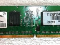 Placuta de ram, pt. pc/calculator/desktop, ddr2, 512mb