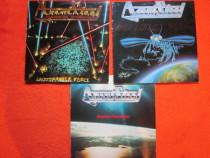 Vinil Agent Steel 3LP(1st,2nd album,EPs)-Speed,thrash metal