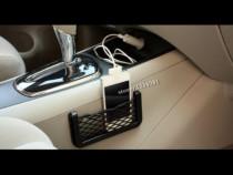 Buzunar, spatiu depozitare auto 20 x 9 cm Vw / Audi etc