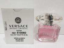 Versace bright crystal 90ml   parfum tester