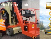 Electromecanic service utilaje in Oradea