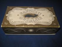 4327-I-Cutie veche colectie: Sapoceti Guerlain pentru sapun.