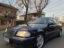 Mercedes C240 V6 - Facelift- 108000km reali- V6 benzina