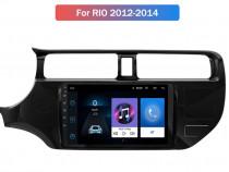 Navigatie dedicată cu Android Kia Rio 2012 s 2014