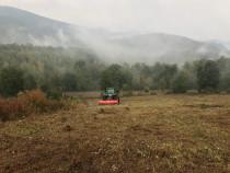 Defrisare, curatare terenuri agricole