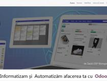 Website, magazin online(e-commerce), sisteme integrate ERP