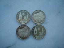 Moneda 50 bani - 30 ani Revolutia Romana