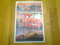 Disney Cars McQueen / puzzle copii 9 piese +2 ani