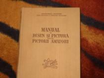 Manual de desen si pictura pentru pictorii amatori