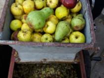 Țuică din mere,pere si gutuie