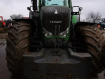Tractor Fendt 939, an 2014, posibilitate rate