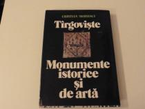Arhitectura targoviste monumente istorice si de arta