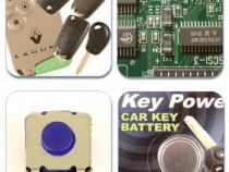 Reparatii chei / telecomenzi auto