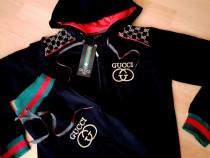 Treninguri Gucci/Italia,logo brodat, marimi S M L XL XXL